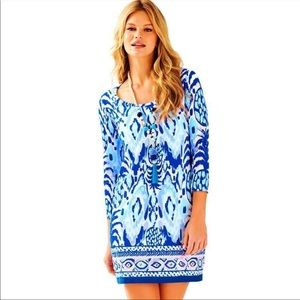 Lilly Pulitzer Tropi Call Me Beacon Dress